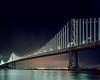 San Francisco - Oakland Bay Bridge, 2017 (_Honus_) Tags: baybridge night 4x5 5x4