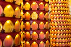 Taoism Prayer Lamps in the Kaitai Tianhou Temple (Cyclase) Tags: taiwan asia anping kaitai tianhou temple district landmark tempel taoism prayer lamp light nikon d750 tamron 2470mm bokeh