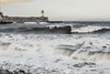 Tees-1 (RJ Photographic (900,000 views Thank You)) Tags: jetty waves coast coastal entrance estuary portaiture southgare teeside water