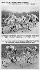1965 Ushers Vaux Gold Tankard Race. (Paris-Roubaix) Tags: ushers vaux gold tankard bicycle race jimmy leitch ian thomson vc stella leonid sobko dick goodman vintage british stage racing