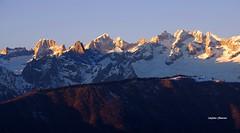 Il sole bacia i belli (stefano.chiarato) Tags: alpi retiche montagne mountains granito neve snow sole sun lombardia italy pentaxart pentax pentaxlife pentaxk70