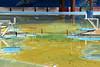 Bay Model - Golden Gate (Ian E. Abbott) Tags: usarmycorpsofengineersbaymodel usarmycorpsofengineers sanfranciscobaymodel baymodel sausalito marincounty hydrology water california scienceeducation goldengate