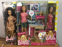 First doll purchases of 2018! (toobila) Tags: barbiedoll barbie shoppinghaul
