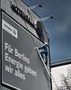 """Berlin -  """"Climbing up""""  - move the city - (PHOTOGRAPHY Toporowski) Tags: blau architecture licht light wolken germany clouds street architektur deutschland city stadt colorkey europa eschweiler nrwnordrheinwestfalen deu"""