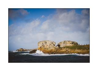 Presqu'île saint Laurent, Porspoder (Finistère)