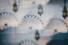 Ferris Wheel (freyavev) Tags: ferriswheel cokin cokinfilter france nancy lamp streetlamp multiimages experiment frankreich telelens vsco canon canon700d outdoor mikasniftyfifty
