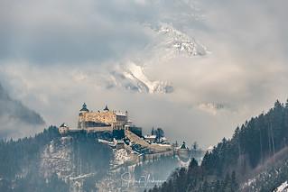 Hohenwerfen Castle - Werfen, Austria