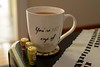 (SONICGREGU) Tags: cup home nikond610 nikon closeup cupoftea tea