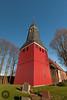 Only Red (Fotofabrik Itzehoe) Tags: beidenfleth kirche stör steinburg holstein schleswigholstein church