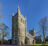 Wimborne Minster, Dorset (JackPeasePhotography) Tags: wimborne minster december 2017 nikon dorset towers church cathedral architecture saxon norman