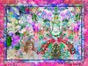 Seasons Blessings (Diana Thorold.) Tags: dianathorold psp 2017 flickr flamingpear texture manipulate photomanipulation colourful awardtree
