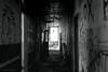 Walking Dead (gregador) Tags: cleveland ohio decayed abandoned industry hallway dystopia urbex urbanexploring urbanexploration haunting
