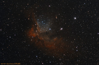 NGC7380 The Wizard Nebula