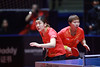 CHEN Meng - ZHU Yuling CHN_2017WTGF_PRG_3183 (ittfworld) Tags: 14122017 astana kazakhstan doubles quarter final 2017 ittf world tour grand finals