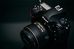 Nikon D850 & NIKKOR AF-S 58mm f/1.4 G (Eternal-Ray) Tags: nikon d850 unbox nikkor afs 58mm f14 g