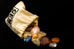 Little Gems (timh255) Tags: 1855mm 52weeks stones d5200 flash gemstones lightroom nikon sb700 small timhutchinson