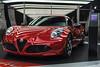 Alfa Romeo 4C (lu_ro) Tags: alfa romeo 4c italian italy arese sony a7 50mm samyang hoya showroom red