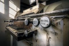 Organ (Michal Seidl) Tags: abandoned church verlassene kirche organ opuštěný kostel hdr czech bohemia sudety sudetenland canon varhany