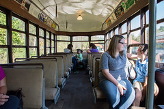 Northern Ohio Railway Museum (meganleebuchanan) Tags: ohio trains history people family travel tourism antiques railway railroad trolley fun explore lifestyle