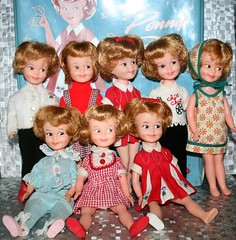 Penny Brite Party (tamsykens1) Tags: penny brite doll topper deluxe reading 1960s