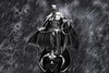 The Royal Dark Knight (l plater) Tags: thedarkknight batman dccomics royalselangor queenvictoriabuilding sydney capedcrusader