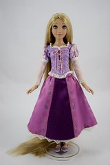 Tonner Rapunzel 16 Inch Doll - Deboxed - Standing - Full Front View (drj1828) Tags: tonner rapunzel 16inch doll limitededition le1000 purchase deboxed standing