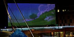 ETOPIA >> CENTRO DE ARTE Y TECNOLOGÍA (portalealba) Tags: zaragoza etopía milladigital aragon españa spain portalealba canon eos1300d noche nocturna