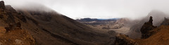 Tongariro Alpine Crossing (Quentin Medda) Tags: tongariro alpine crossing volcano pano panorama