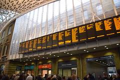 DSC_7214 Kings Cross Railway Station London Hull Train Cancelled Again! (photographer695) Tags: kings cross railway station london hull train cancelled again