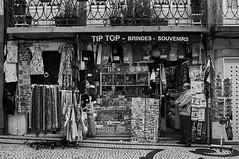 Tip-Top. (jcof) Tags: oporto portugal souvenirs brindes retrato portrait