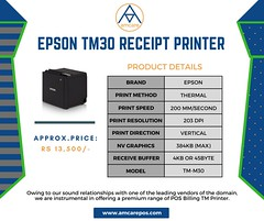 Best POS EPSON TM30 Receipt Printer providers and suppliers in India (amcarecorporation) Tags: best pos epson tm30 receipt printer providers suppliers india
