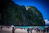 20171114 DSC_3715 6000 x 4000 (Kurukkans) Tags: kurukkans krabi thailand sea beautifulplace water monkey tourists islands speedboat boats