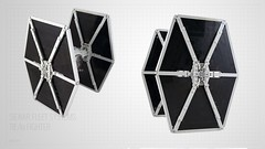 TIE Fighter (Jerac) Tags: lego star wars tie fighter commission