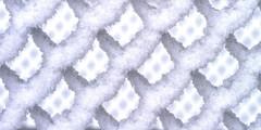 unity (DeZ - photolores) Tags: guelphcanada patterns linkedfencing macro snow hdr nikon nikond610 tamron90mmf28 dez details