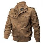 Big Size Military Equipment Jacket Cotton Coat - 4XL KHAKI (lelbaia) Tags: big size military equipment jacket cotton coat 4xl khaki classifieds اعلانات مجانية مبوبة