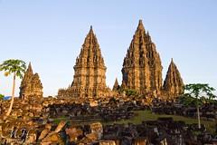 Prambanan Temple (M_Hauss) Tags: ruins architecture prambanan indonesien indonesia temple tempel