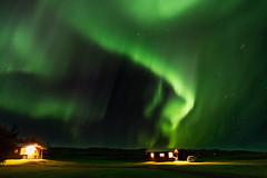 Northern lights (J-e-Y) Tags: iceland islande northernlight northern light aurore boérale nuit long exposure exposition longue nuture green star night sky aurora sony alpha 6000