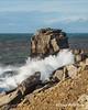 Pulpit Rock (DougRobertson) Tags: pulpitrock portland portlandbill seaside sea water waves rocks dorset england uk