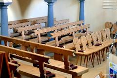 Samedan - reformierte Kirche (HITSCHKO) Tags: barokkirche kiche refkirche kirche pfarrkirche schweiz suisse svizzera svizra switzerland graubünden bündnerland engadin oberengadin maloja inn samedan samaden