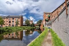 Canal in Loughborough (www.jamesgreigphotographer.com) Tags: