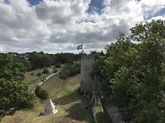 DLG-Gotland 5-1 (greger.ravik) Tags: gotland visby ringmur medeltid middle ages medieval tält medeltidsveckan flagga sverige dlg