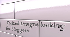 Looking for bloggers (TreizedDesigns) Tags: