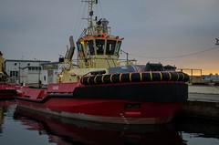 Tugboat Sund (frankmh) Tags: boat tug sund helsingborg skåne sweden outdoor