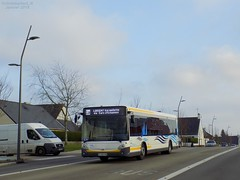 Heuliez GX 337 n°432 (ChristopherSNCF56) Tags: ctrl lorient agglomeration 432 gx 337 euro6 heuliez bus transport urbains