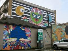 2526 Main Street (Mariko Ishikawa) Tags: canada britishcolumbia vancouver mountpleasant mural art streetart publicart