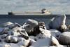 manit121917alkshr_rb (rburdick27) Tags: manitowoc marquette lakeshore ice snow lakesuperior scenicmichigan