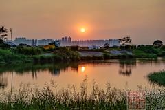 IMG_2713 (Edward Ha) Tags: 佳能 香港 canon hongkong 新界 newterritories 元郎 yuenlong 大生圍 taisangwai 日落 sunset outdoor landscape