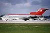 Boeing 727-051 N482US Northwest (EI-DTG) Tags: planespotting aircraftspotting miamiinternational miamiairport mia kmia 02oct1990 boeing boeing727 b727 ttailboeing ttail trijet n482us northwest northwestorient