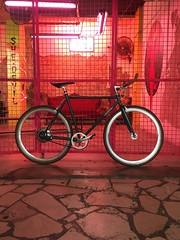 אופניים קלים במיוחד - FOFFA BOOST (electricbicycleisrael) Tags: אופנייםחשמליים אופנייםחשמלייםמתקפלים ectlv electric electricbike zehus singlespeed moulton