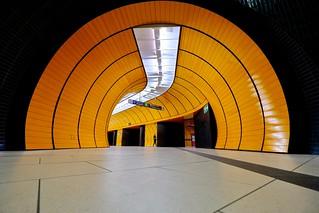 Station Marienplatz, München